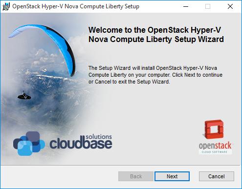 OpenStack Hyper-V Compute - Cloudbase Solutions