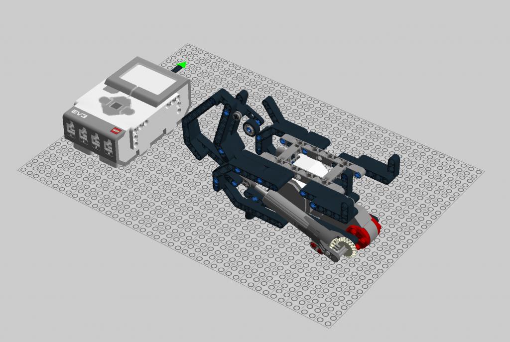 reBot prototyping